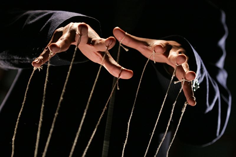 Manipulation und künstliche Panik
