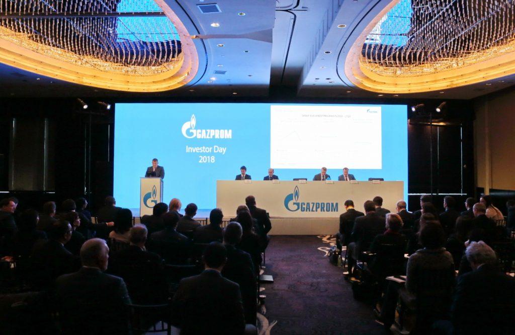 Aktien-Update: Gazprom