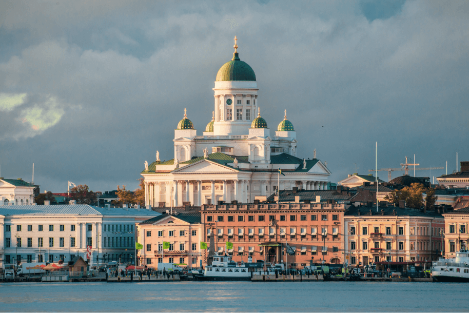 Finnland – ein Volk ohne Sorgen