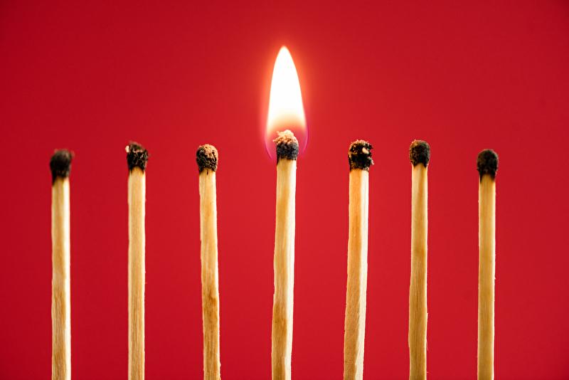 Das Strohfeuer