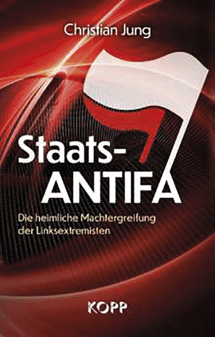 "Buchbesprechung: ""Staats-ANTIFA"""