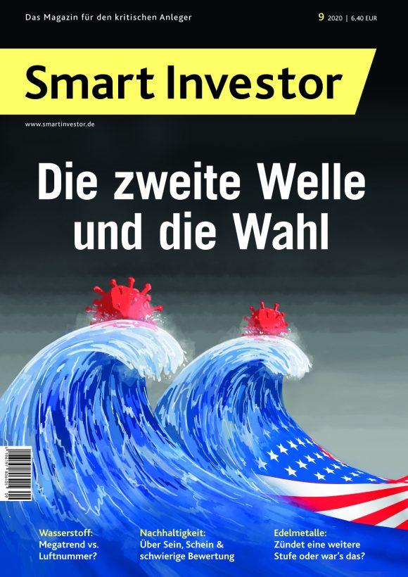 Smartinvestor aktuelle Ausgabe