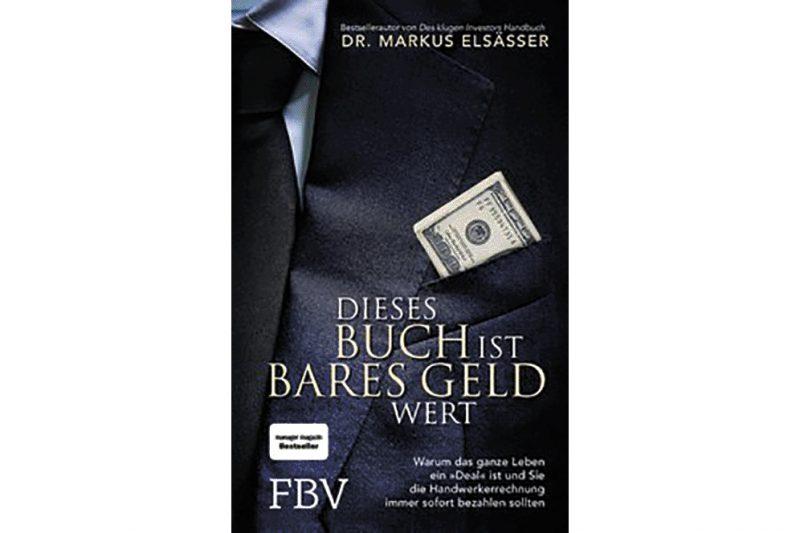 """Buchbesprechung: """"Dieses Buch ist bares Geld wert"""""""