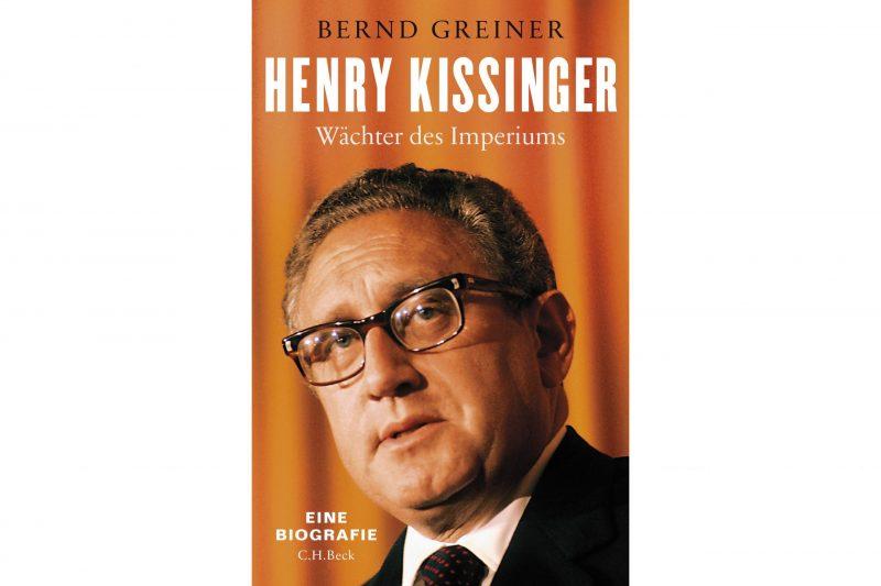 """Buchbesprechung: """"Henry Kissinger"""""""