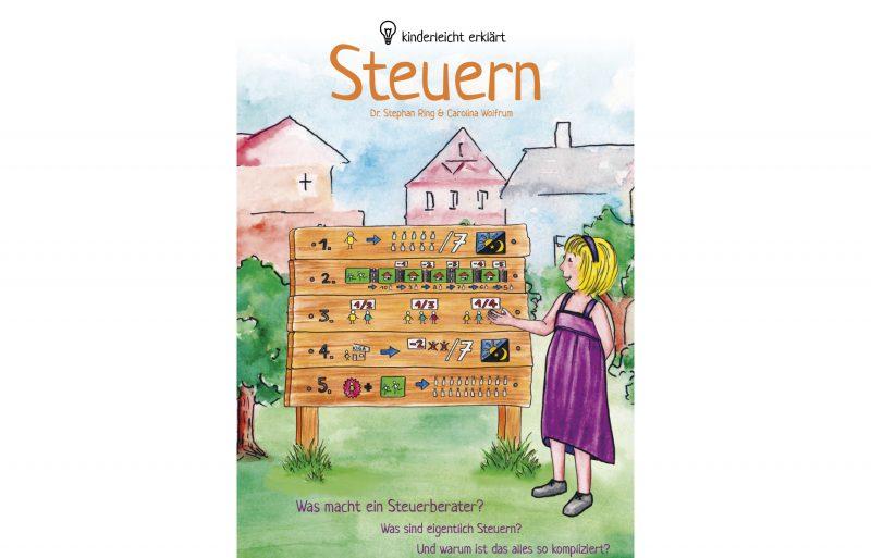 """Buchbesprechung: """"Kinderleicht erklärt: Steuern"""""""