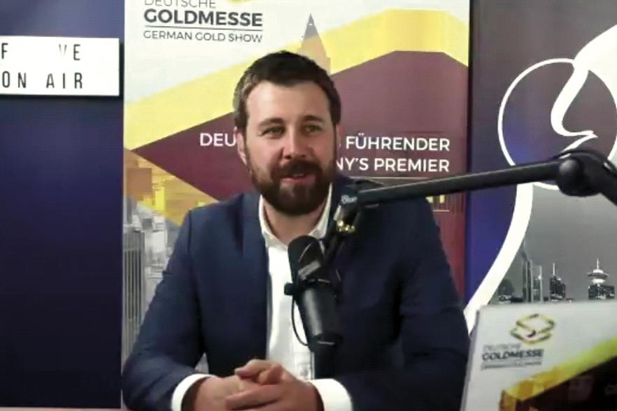 Deutsche Goldmesse erneut nur im Internet